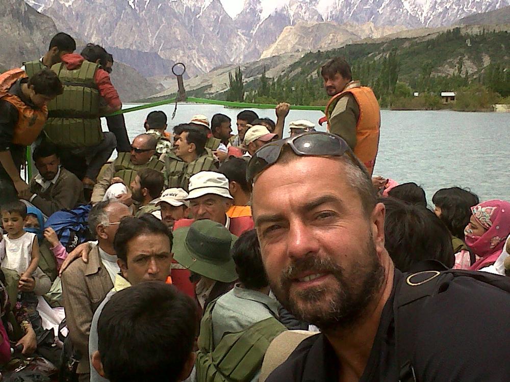 Upper Hunza, Northern Pakistan, July 5, 2010.
