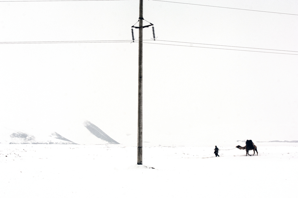 Jowzjan Province, Afghanistan, February 14, 2008. (Photo/Mark Pearson)