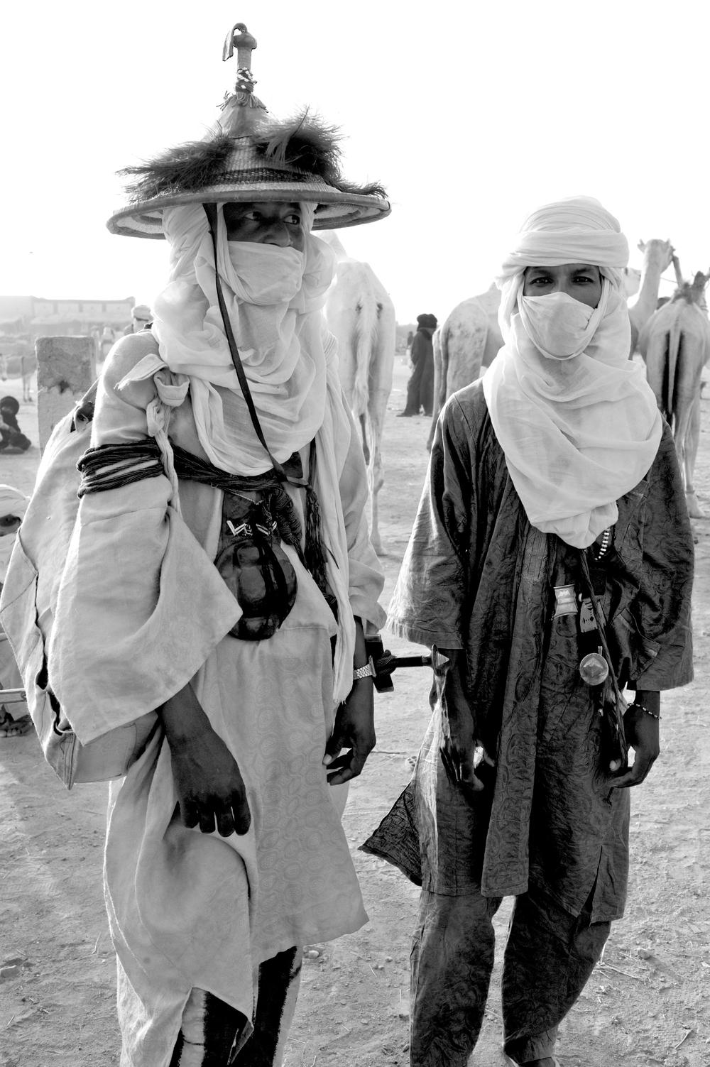 Tuareg, Agadez, Niger