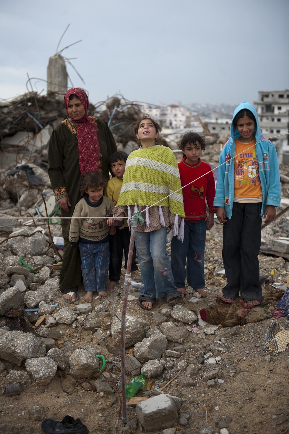 Gaza Strip After OP Cast Lead