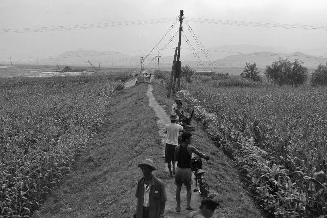 Pyongyan Bukto workers