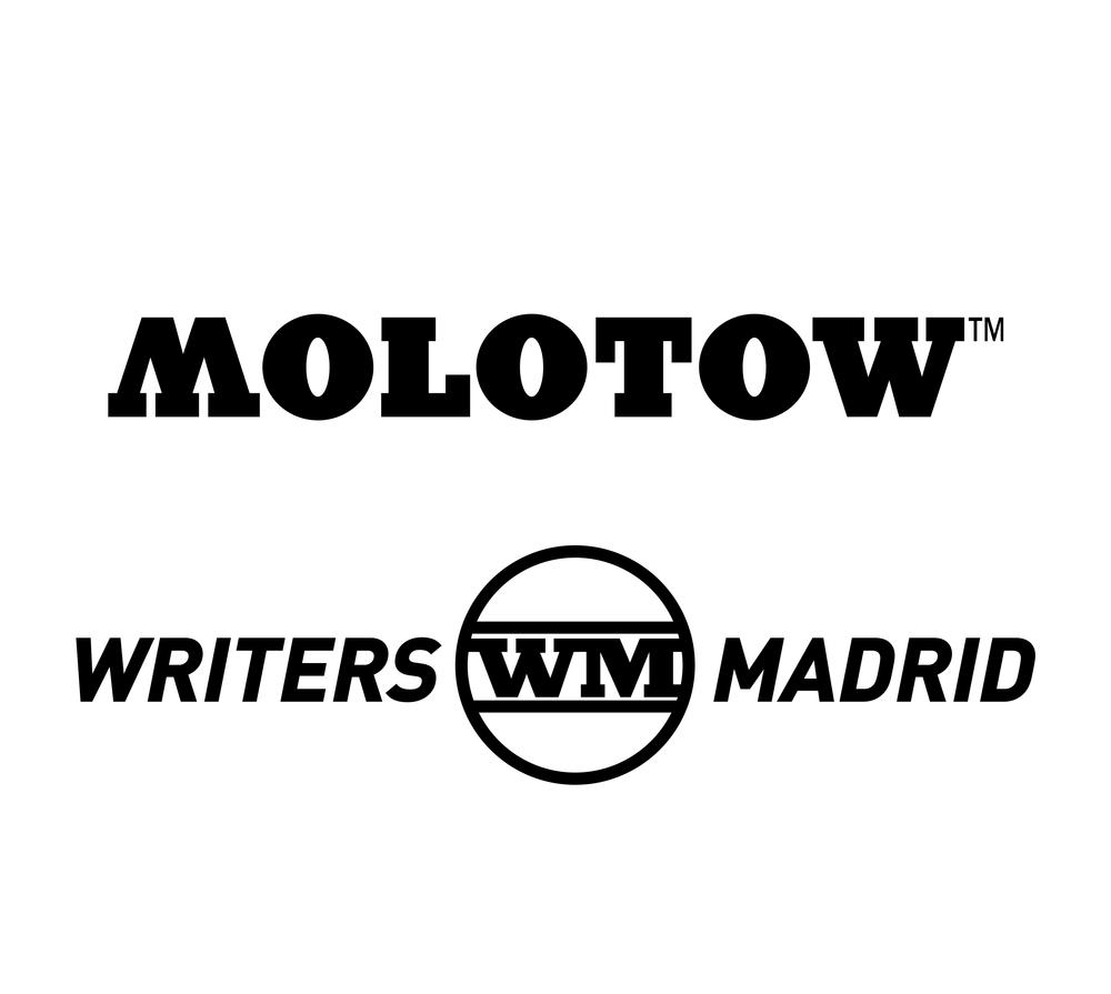 Writers Madrid & MOLOTOW Colaborancon los materiales para la realización de los talleres. www.writersmadrid.es