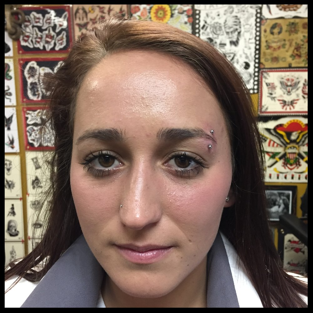 Eyebrow Piercing Faq Newlife Tattoos