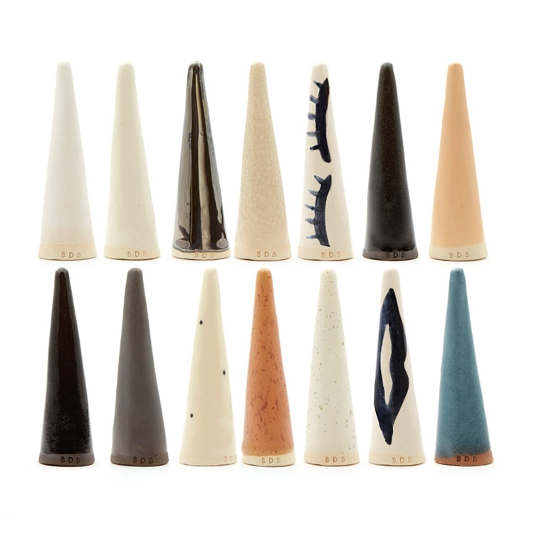 BDB ceramic ring cones