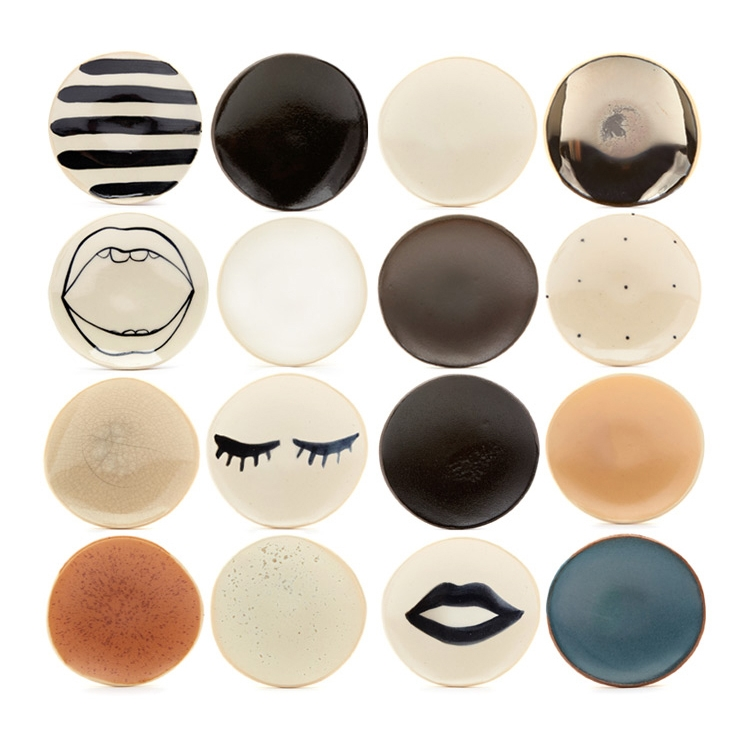 BDB ceramic dishes