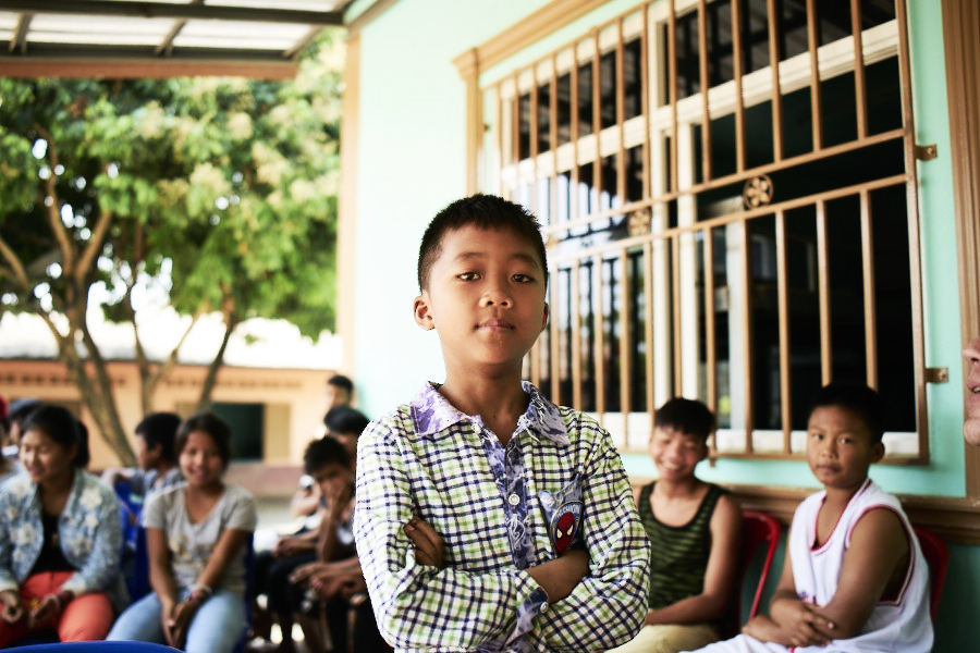 Children at risk are victims of child labor, trafficking and soldiering. Thankfully, there are many organizations working on prevention and rescuing.