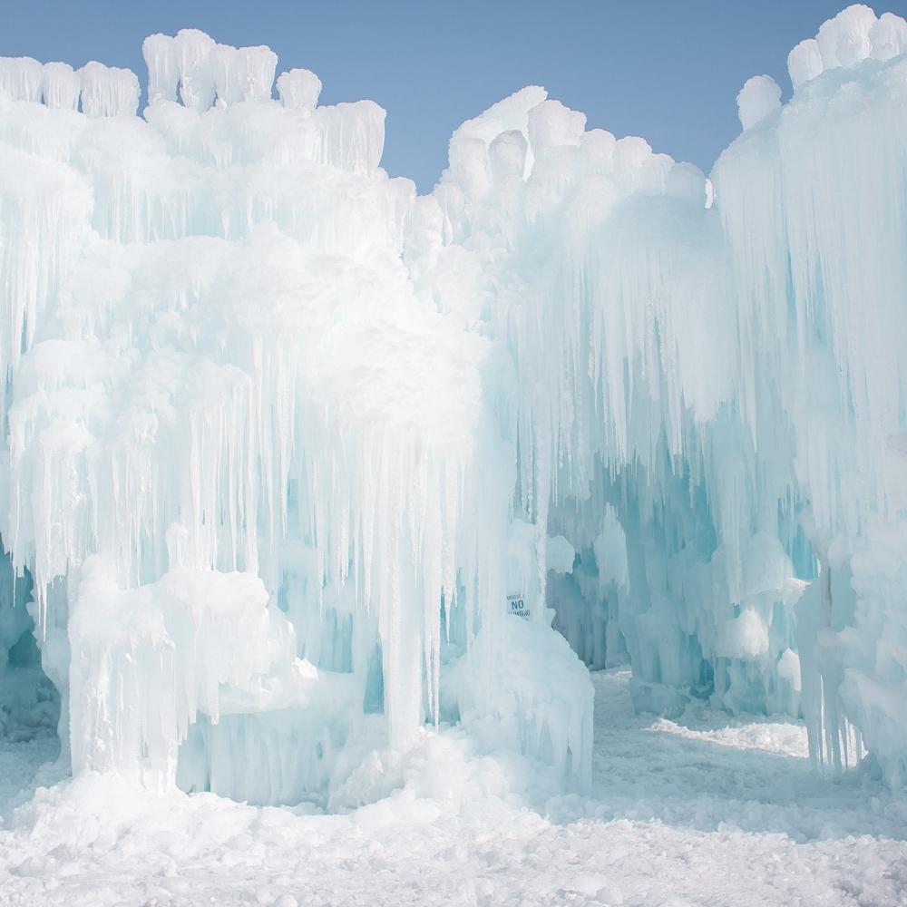 Midway, Utah Ice Castles