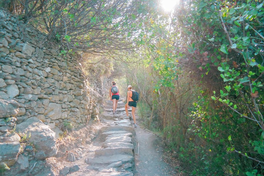 Hiking Cinque Terre - all of the details to plan your hike