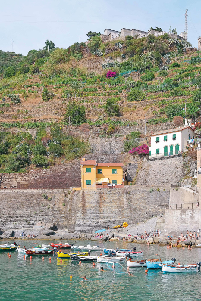 How to get to Cinque Terre: train from Florence to Cinque Terre
