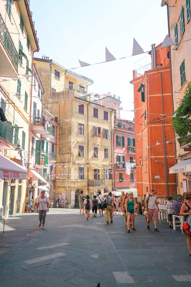 How to get to La Spezia