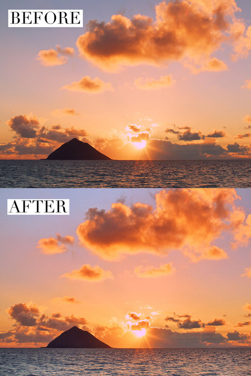 editing images with lightroom