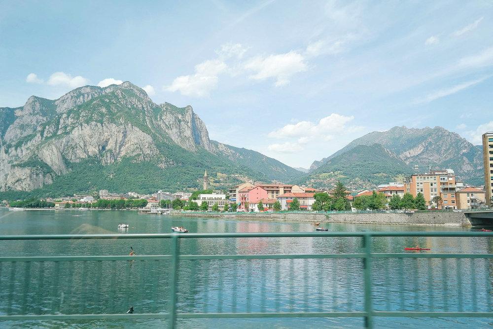 Visit Lake Como, Italy