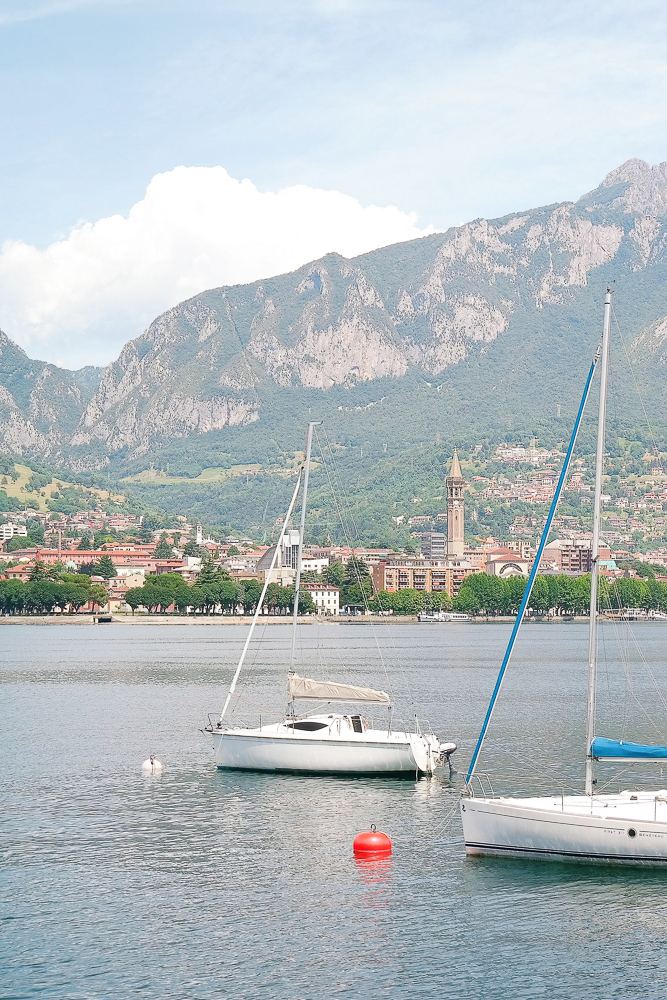 How to get to Lake Como