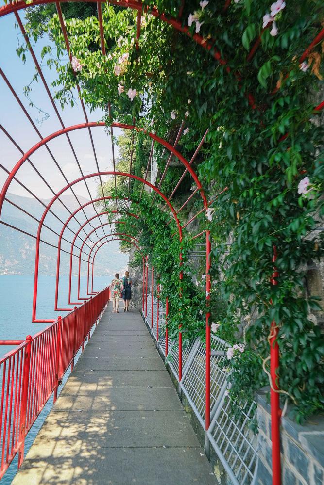 Things to do in Lake Como - explore beautiful Varenna