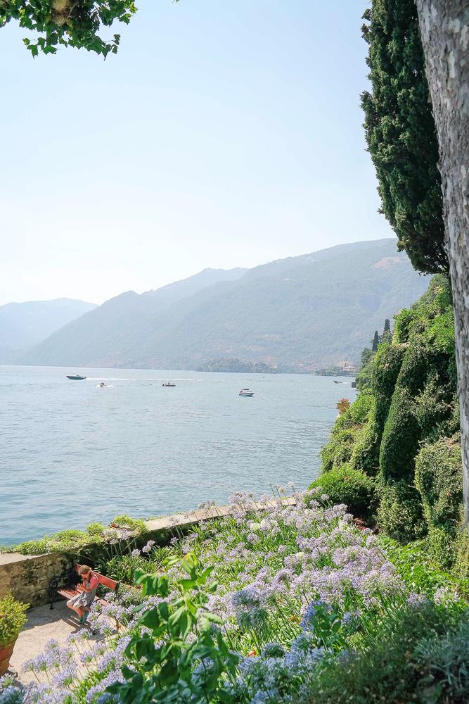 Beautiful Lake Como views