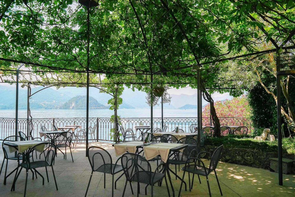 The best hotel in Lake Como