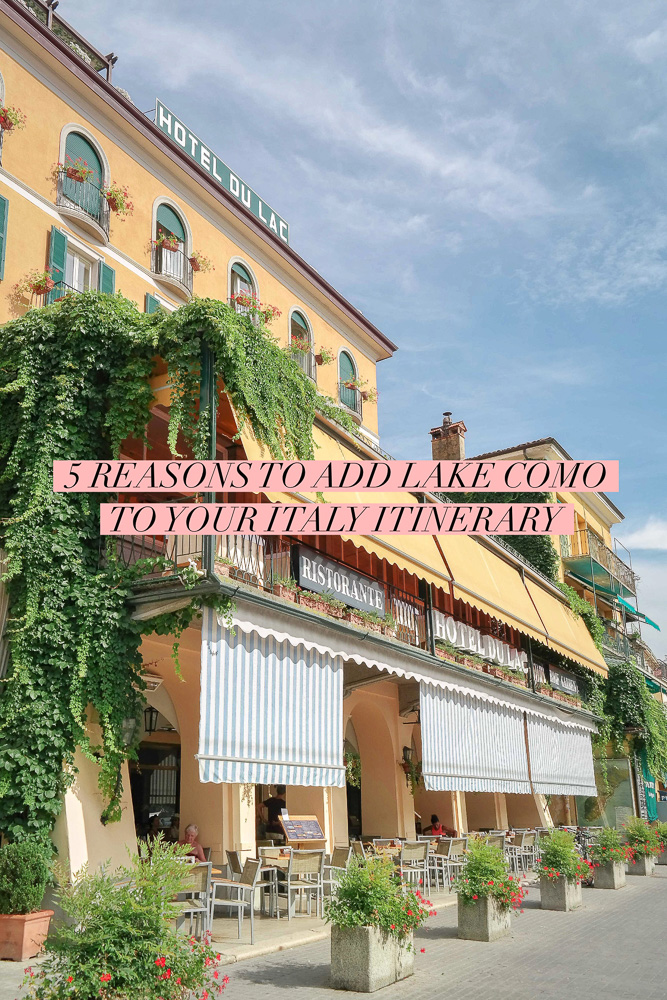Heading to Italy? Here are 5 reasons you should visit Lake Como