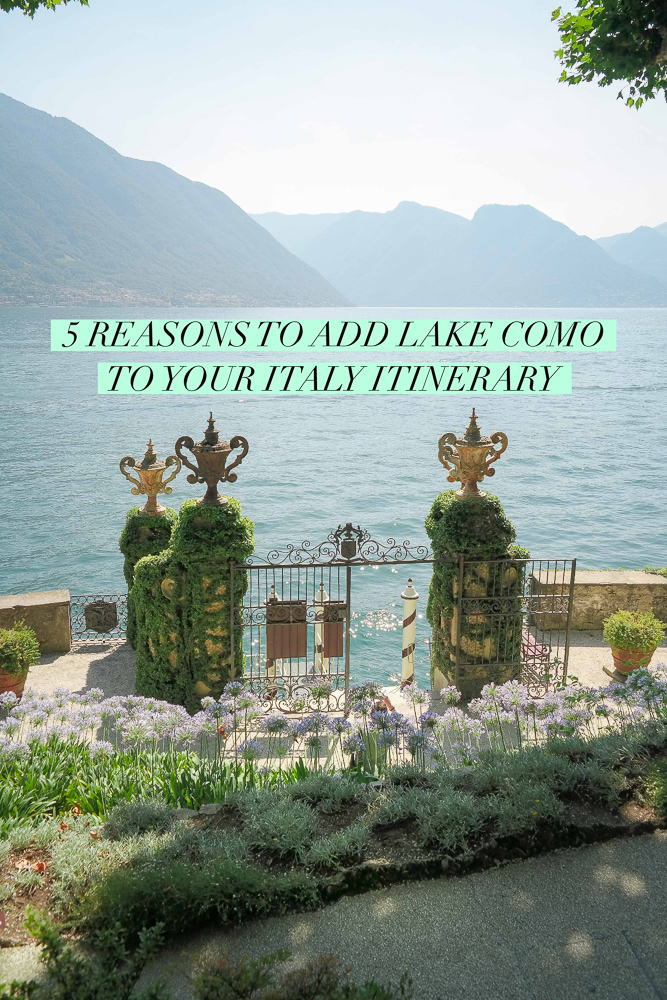 Bellagio, Lake Como: 5 reasons you should not skip it while visiting Italy