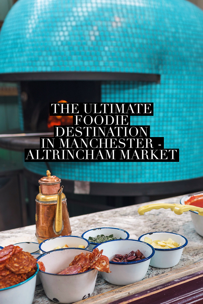 Manchester's Altrincham Market and Market House - home of some of the region's best food and drink. The perfect spot to spend your morning!