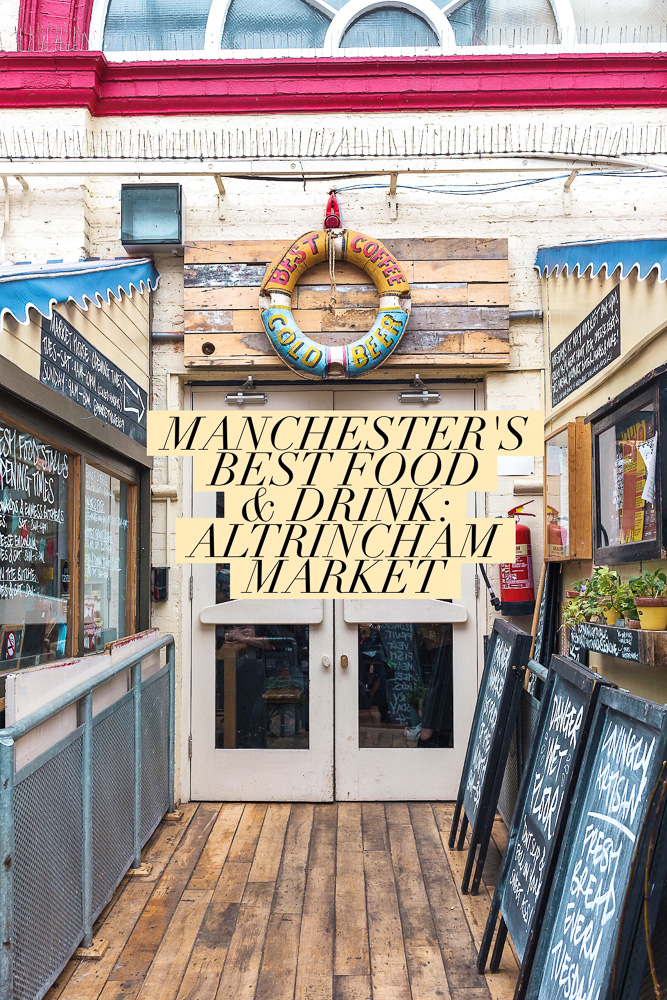 An absolute can't miss spot in Manchester (especially if you like food!) - Altrincham Market