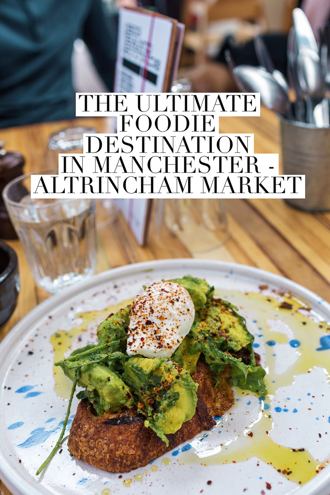 The ultimate foodie destination in Manchester: Altrincham Market