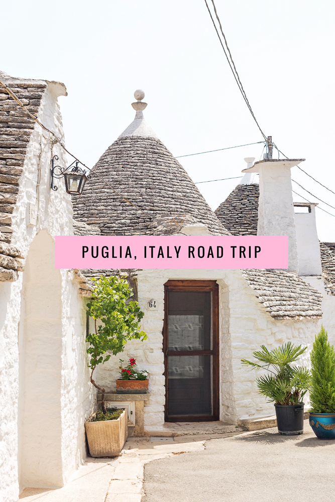 A guide to visiting Italy's most unique region, Puglia.  See Polignano a Mare, Alberobello, Gallipoli, Ostuni, Locorotondo and more!