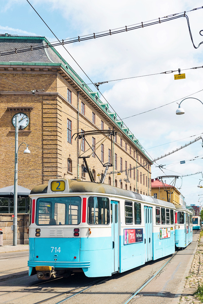 How to get around in Gothenburg - the Göteborg City Card