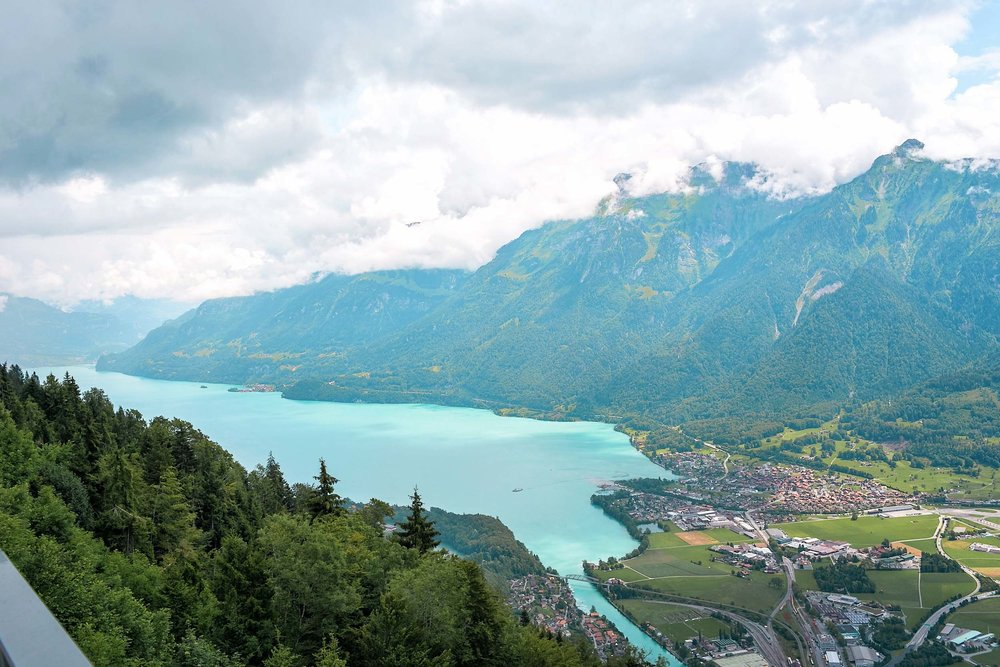 Where to spend one week in Europe, Lucerne + Interlaken, Switzerland