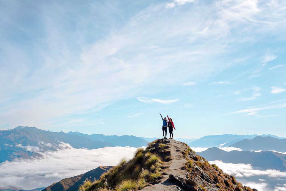 A guide to hiking Roys Peak