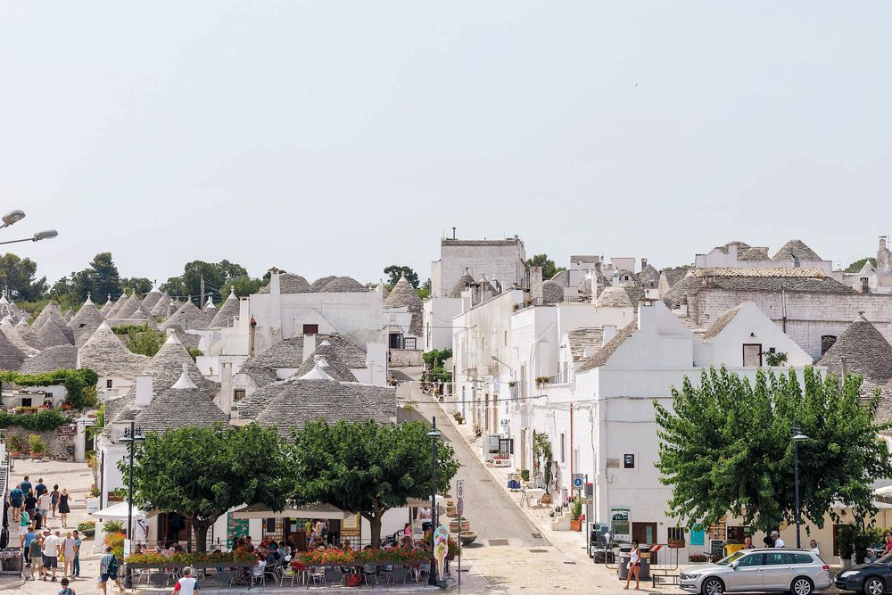 How to get to Alberobello, Italy