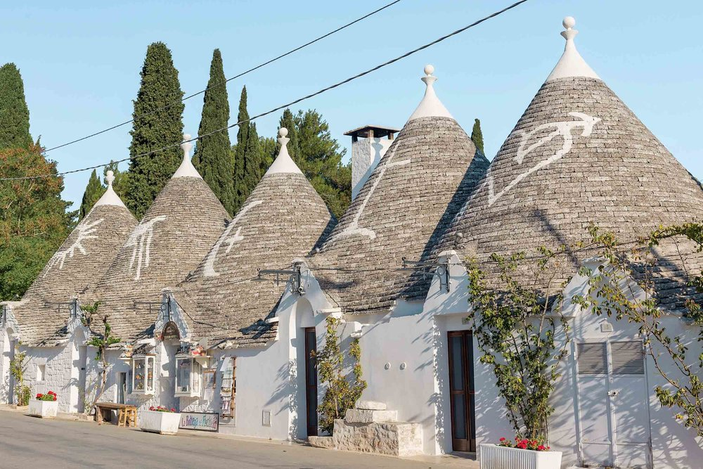 Alberobello things to do