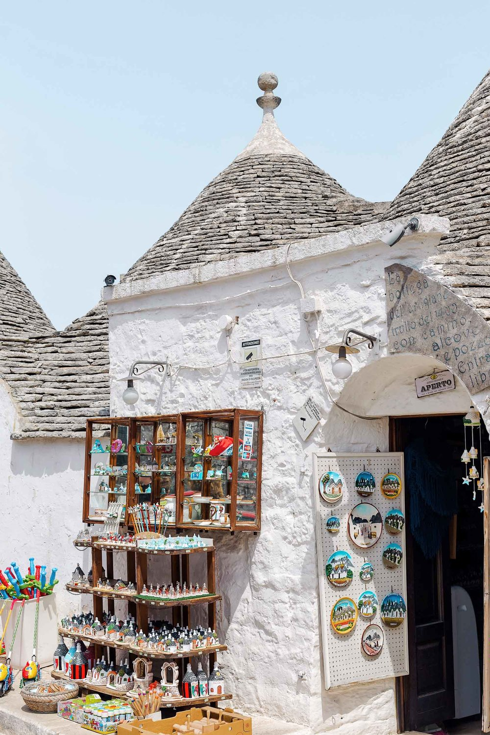 Alberobello tourist information