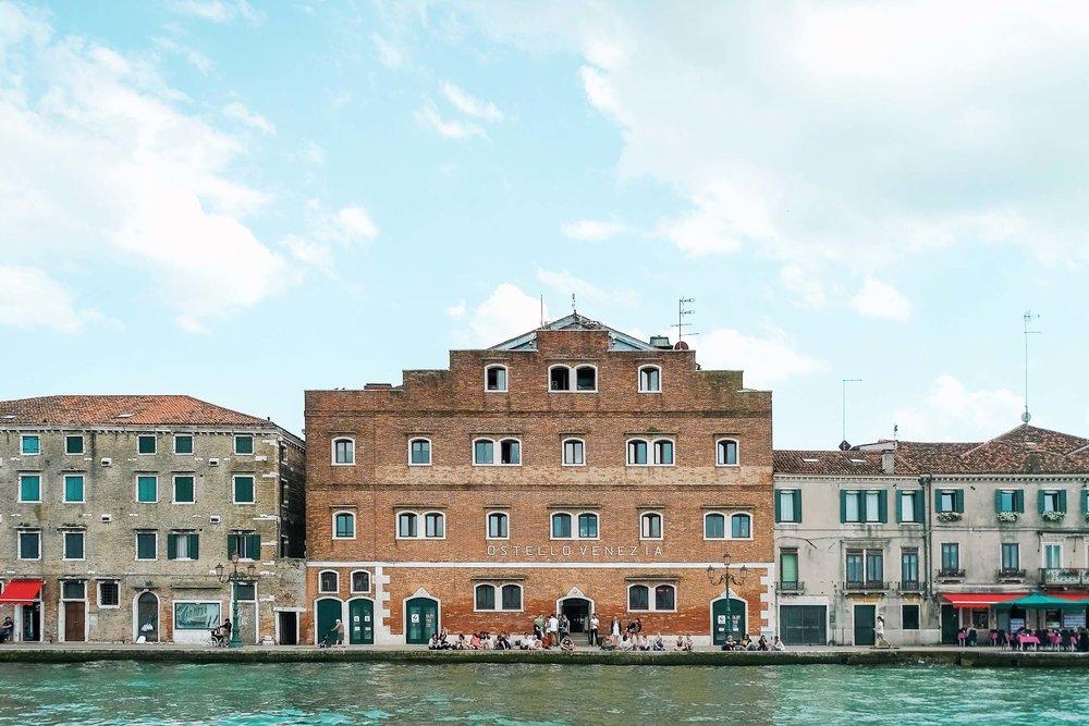 Generator Hostel in Venice