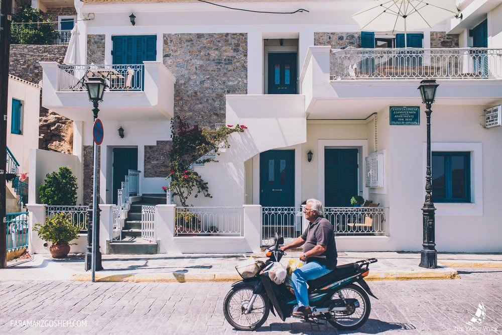 The Yacht Week Greece, day 3: Ermioni