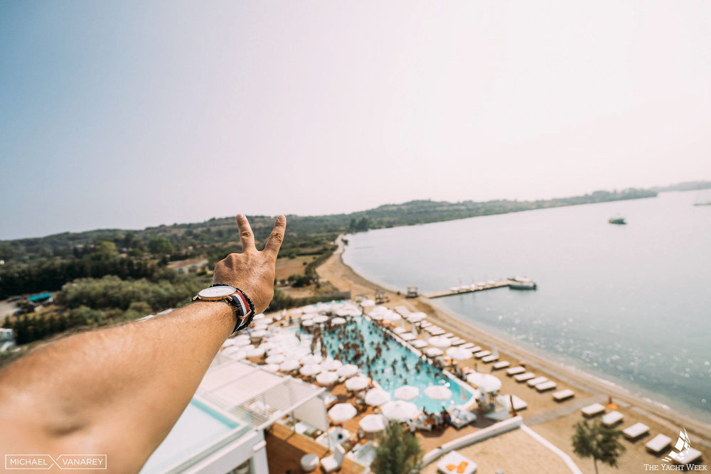 The Yacht Week Greece: Nikki Beach, Porto Heli