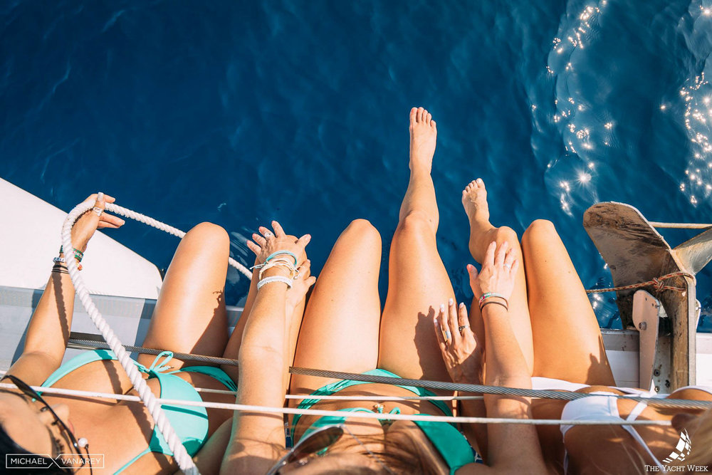 The Yacht Week Greece review