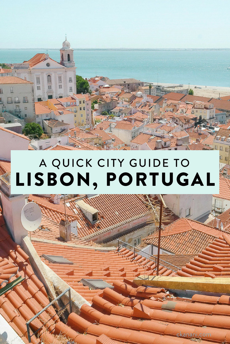 Everything you need to know about visiting Lisbon, Portugal! How to get there, where to stay, where to eat, and what to do.