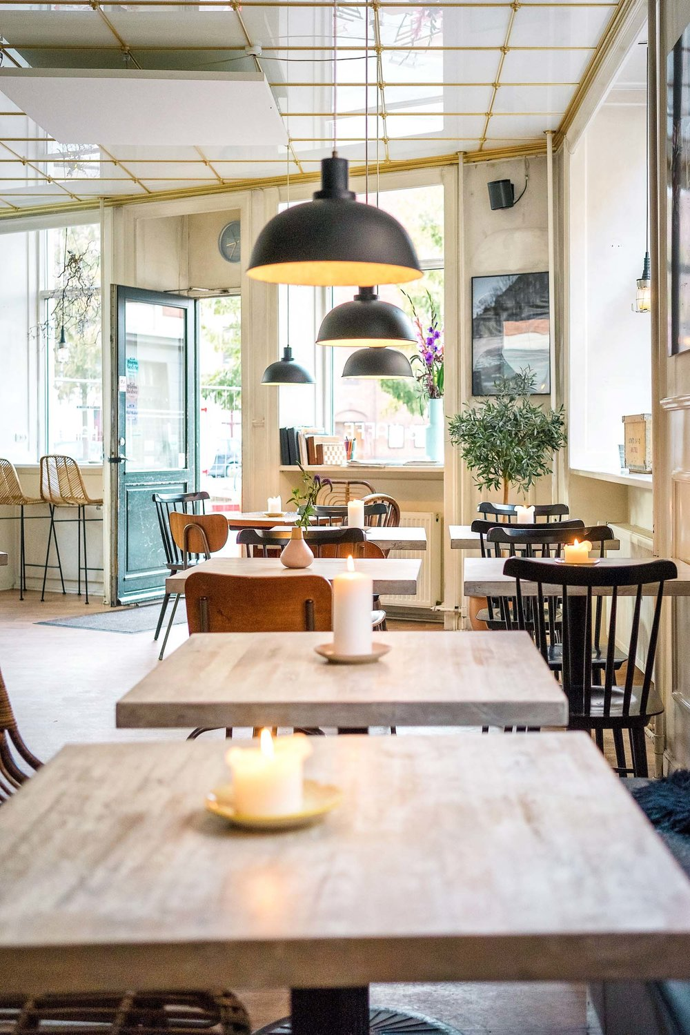 The best brunch in Copenhagen: Mad & Kaffe in Vesterbro