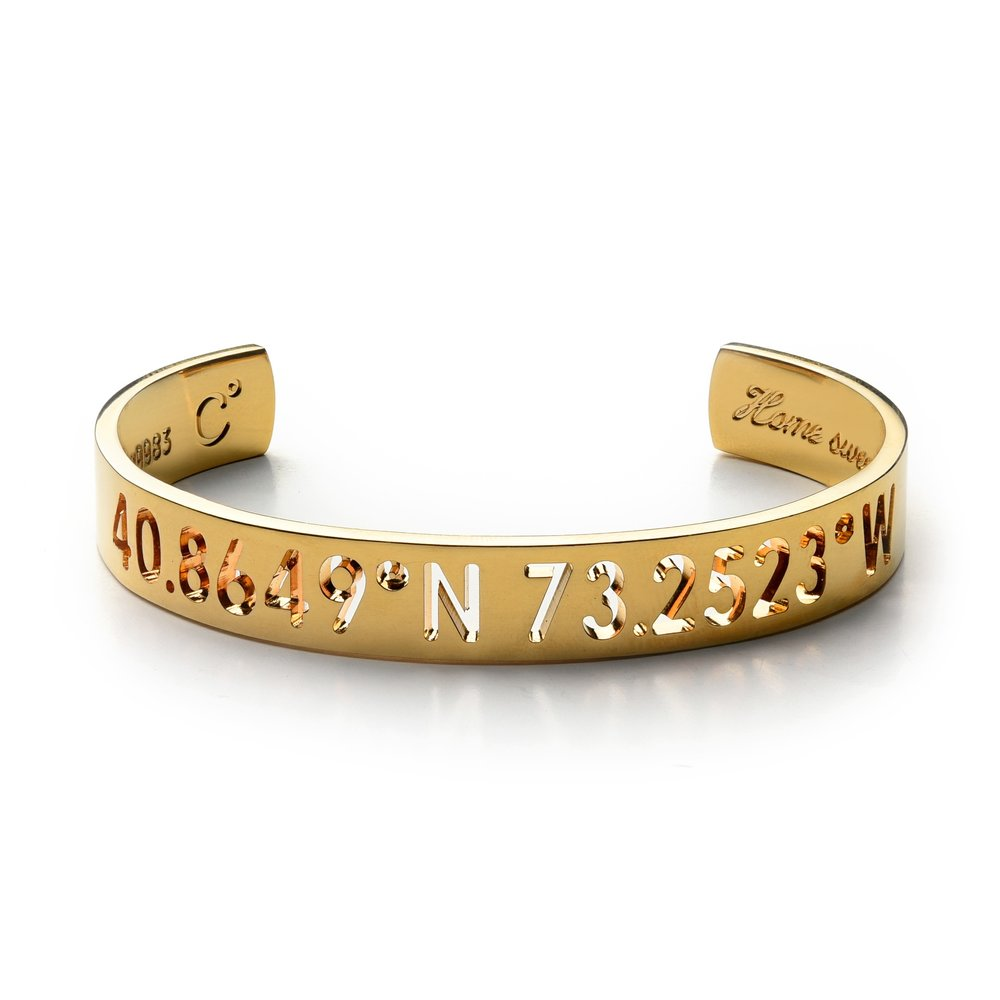 Coordinates Collection Sky Bracelet