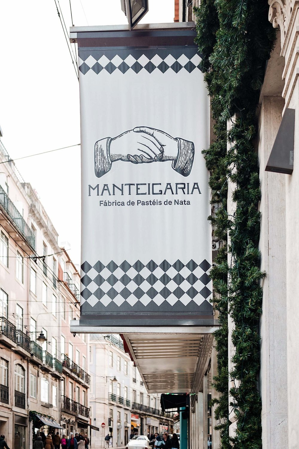 Manteigaria in Lisbon is famous for it's pastel de nata!  Don't miss it