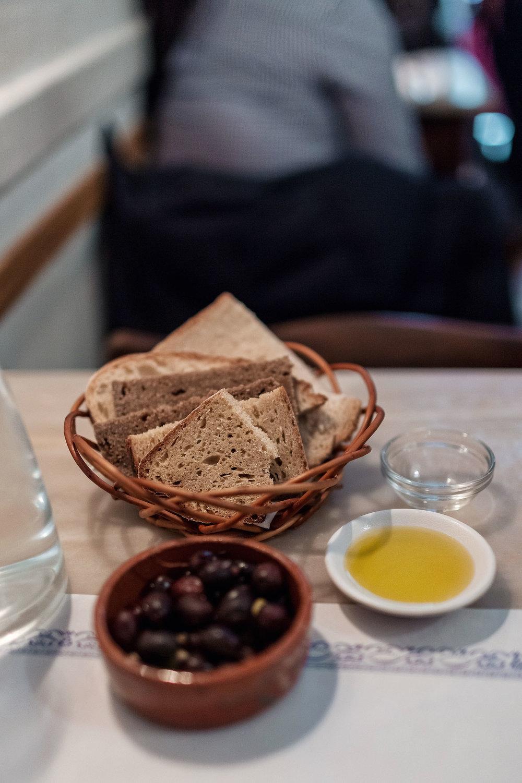 Taberna da Rua das Flores, the best Portuguese restaurant in Lisboa. Can't miss it!