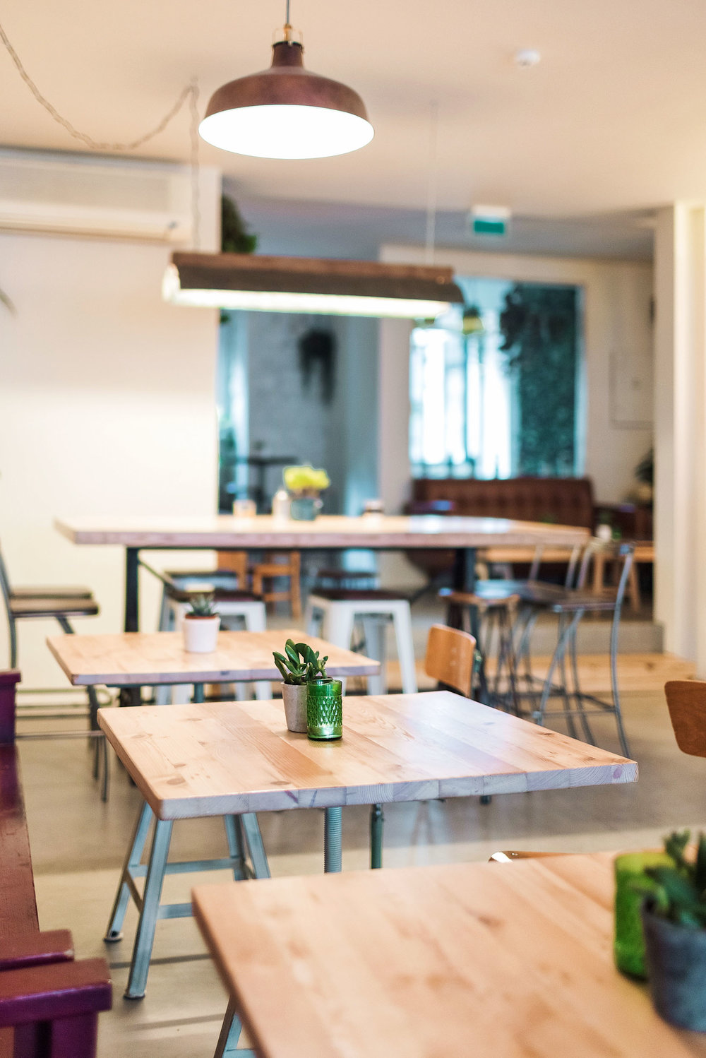 Fauna & Flora in Lisbon is a delicious and healthy restaurant option