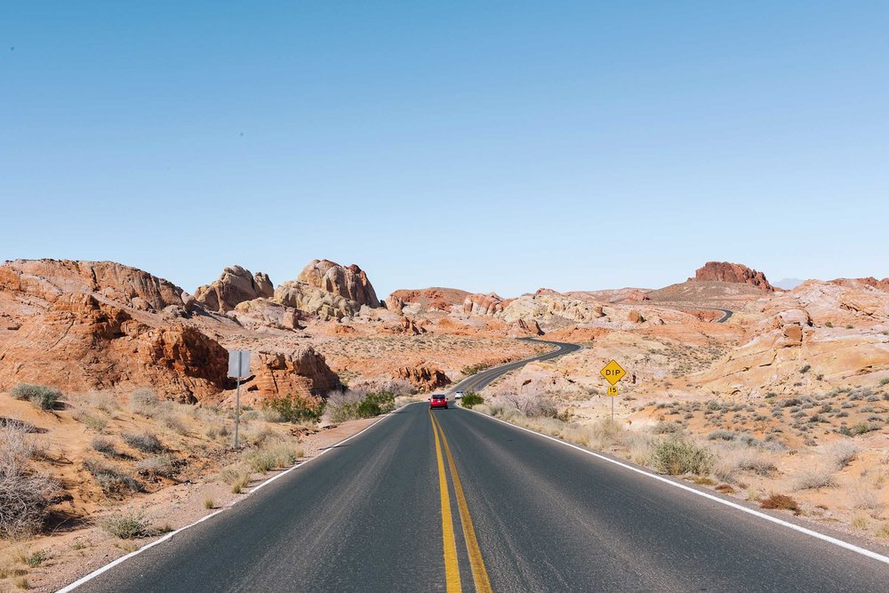 St. George, Utah is a quick 1.5 hour drive from Las Vegas