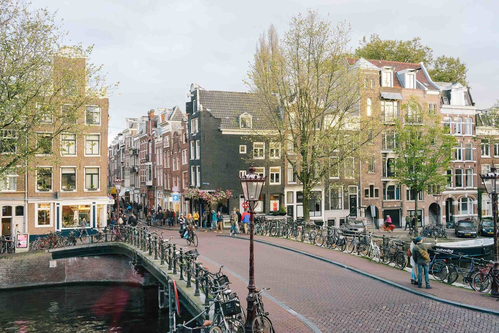 The best accommodation Amsterdam