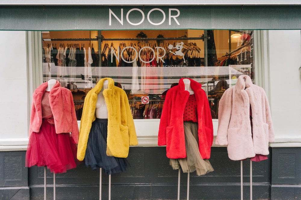 What to visit in Amsterdam - these wonderful shops