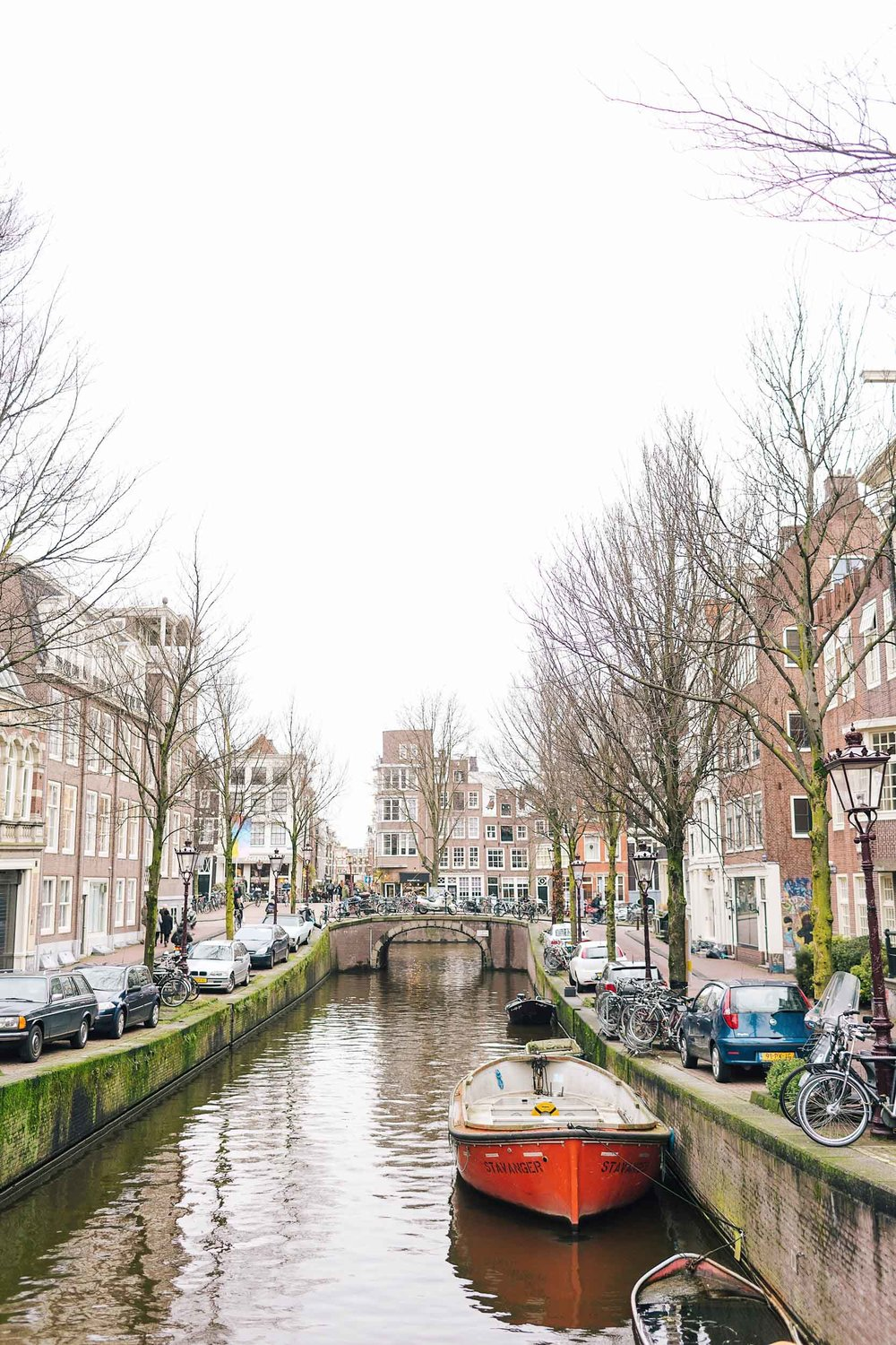The best 2 days in Amsterdam itinerary includes a bike tour