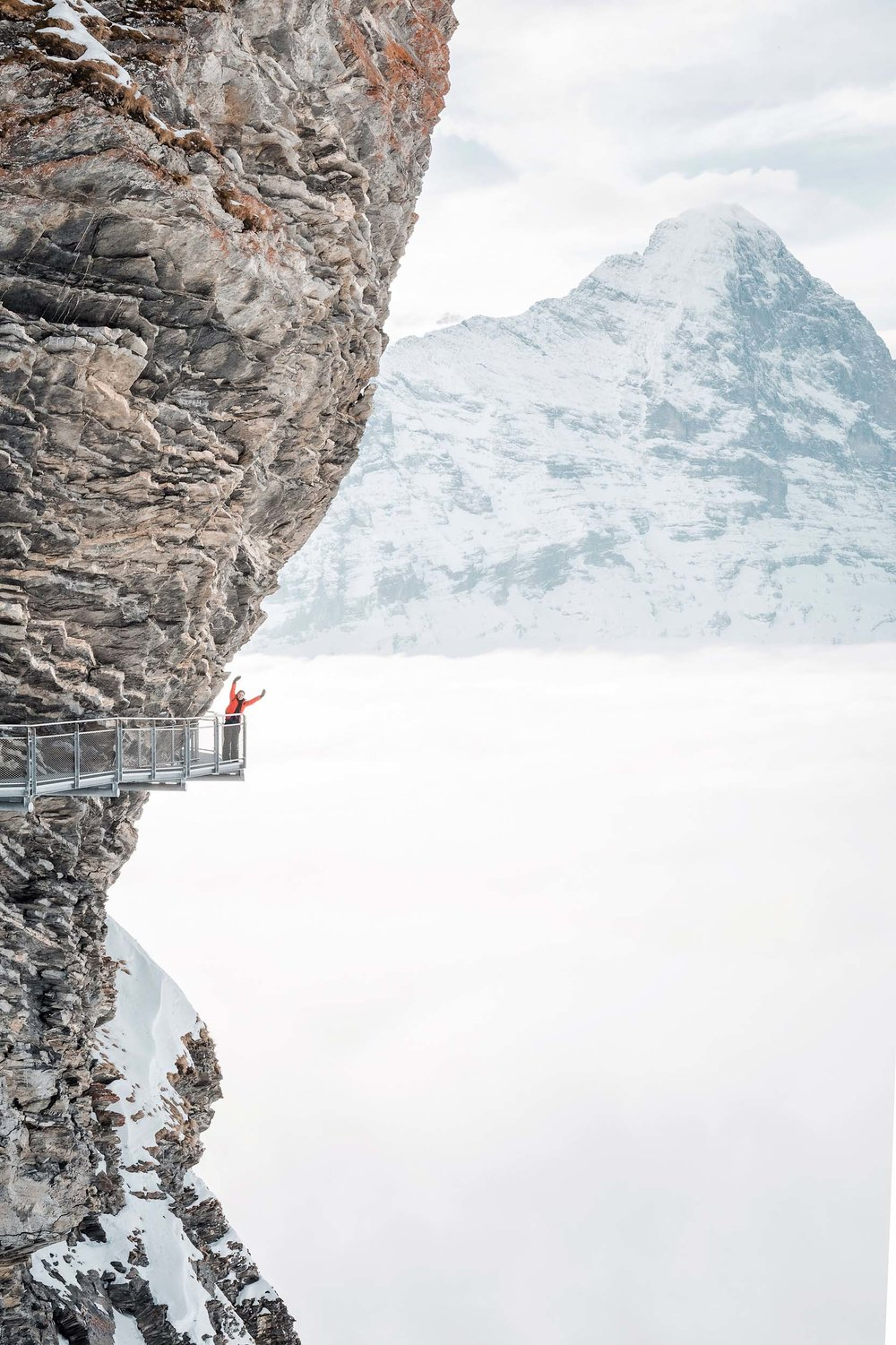 Grindelwald-First is full of so many different adventures, great in both winter and summer