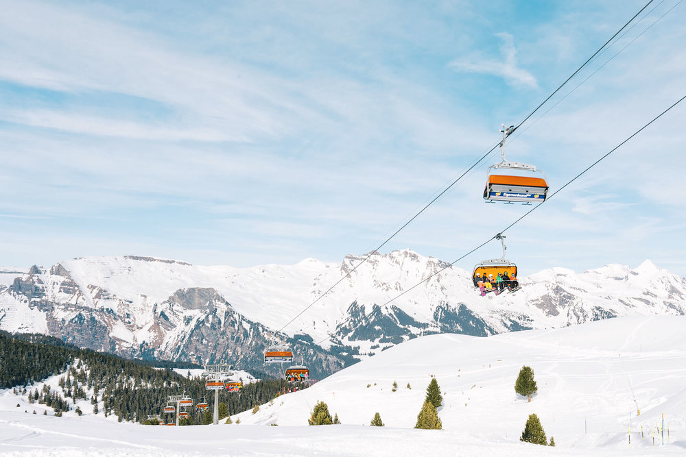 Jungfrau Region is full of countless different winter adventures!