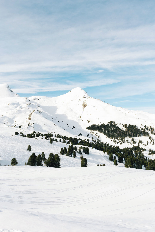 The Eiger Sledge Run in the Jungfrau Region of Switzerland