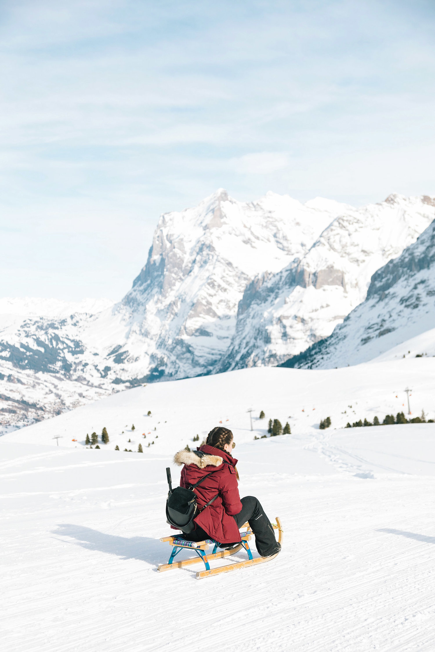 0fdad23a7be Things to do in Grindelwald  Sledding in the Jungfrau Region — ckanani  luxury travel   adventure
